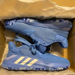 Adidas Pro Bounce 2019 Low Light Blue